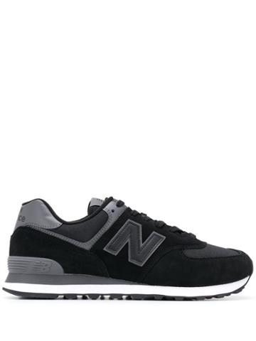 New Balance New Balance Nbml574ecf Black Apicreated
