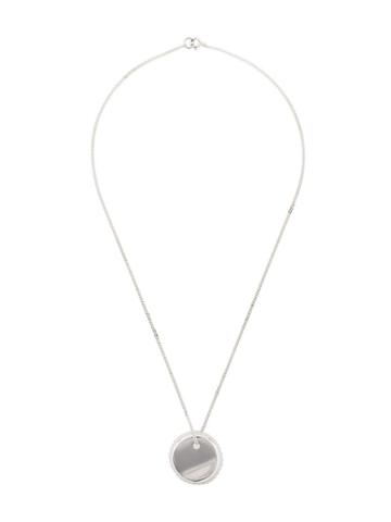 Vibe Harsl0f Vh X Facetasm Bottle Cap Necklace - Silver