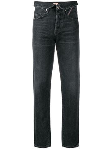 Jean Atelier Flip Jeans - Grey