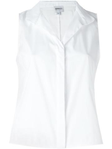 Armani Collezioni Sleeveless Shirt