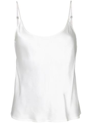 La Perla Plain Camisole - White