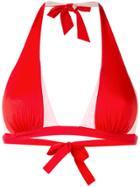 La Perla Plastic Dream Bikini Top - Red