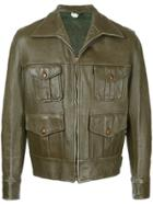 Fake Alpha Vintage 1930s Hunting Jacket - Grey
