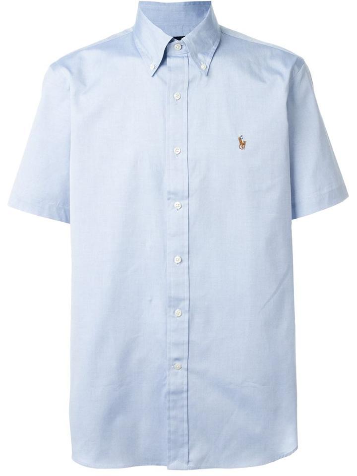 Polo Ralph Lauren Shortsleeve Button Down Shirt