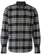 Dsquared2 Checked Flannel Shirt