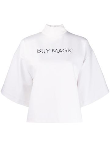 Atu Body Couture Buy Magic Jumper - White