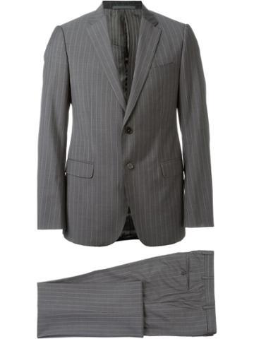 Armani Collezioni Pinstripe Suit