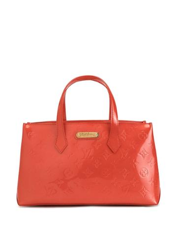 Louis Vuitton Pre-owned Wilshite Pm Tote - Orange