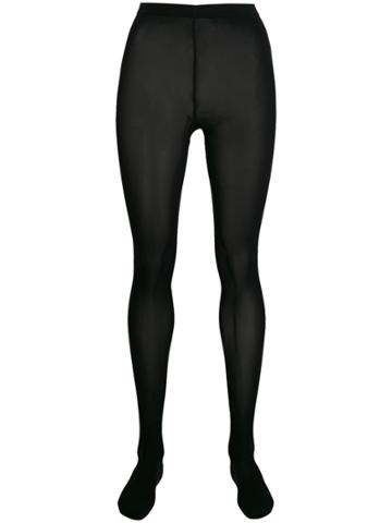 Wolford Deluxe 50 Tights - Black