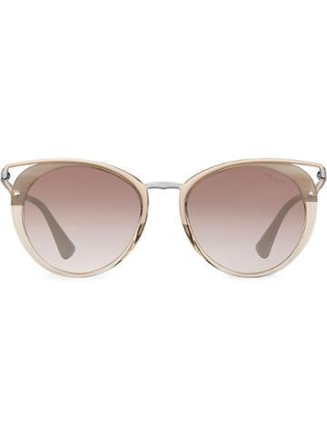 Prada Eyewear Prada Cinéma Eyewear - Neutrals