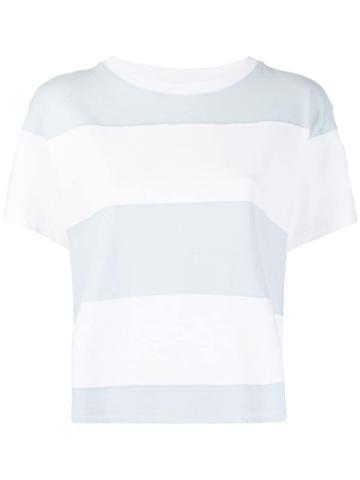 Levi's Striped T-shirt - Blue