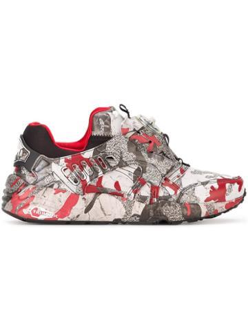 Puma Puma X Trapstar 'disc Blaze' Sneakers