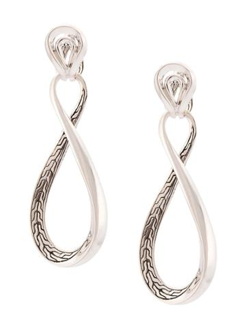John Hardy John Hardy Eb90118 Silver Precious Metals->sterling Silver