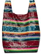 Ashish Rainbow Sequin Embellished Tote Bag - Multicolour