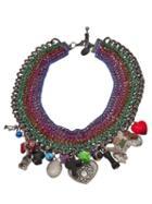 Venessa Arizaga 'candy Says' Necklace