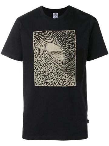 Vans Vans X John Van Hamersveld T-shirt - Black