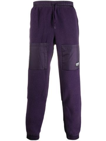 Adidas Adidas Ed7189teddypurple Purple