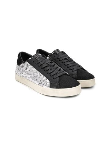 D.a.t.e Kids Teen Hill Low-top Sneakers - Black