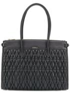 Furla Pin Cometa Bag - Black