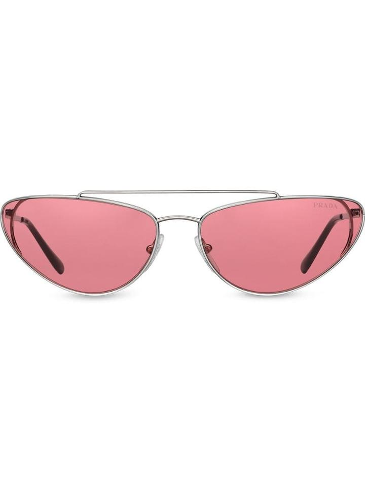 Prada Eyewear - Silver