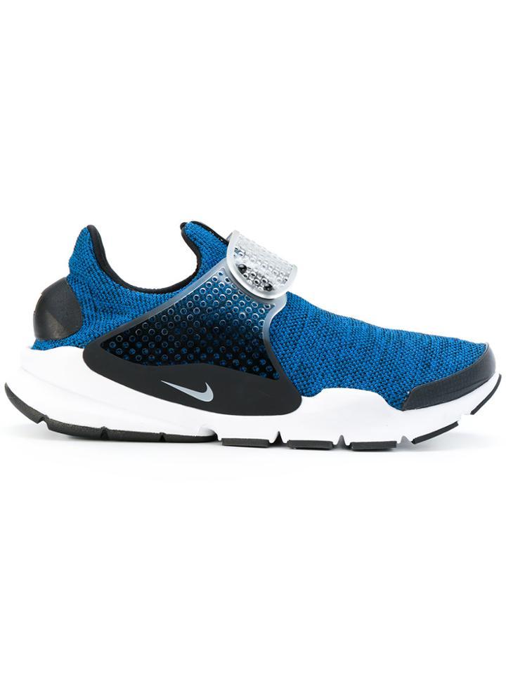 Nike Sock Dart Breathe Sneakers - Blue