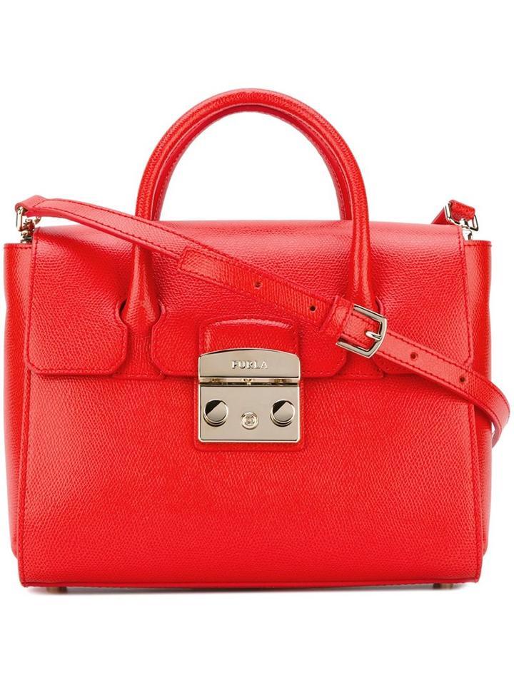 Furla 'metropolis' Satchel Bag