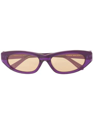 Karen Walker - Purple