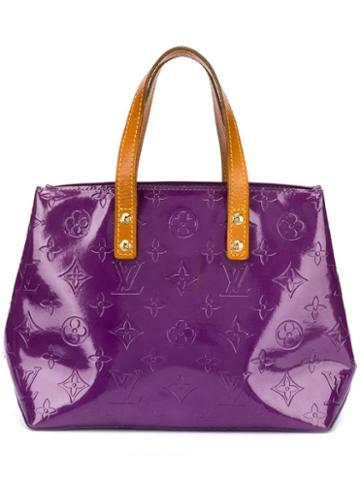 Louis Vuitton Pre-owned Varnished Monogram Tote Bag - Purple
