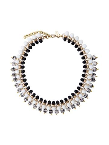 Megan Park 'gigi' Beaded Necklace