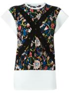 J.w.anderson Floral Print Blouse