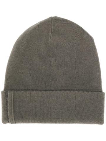 Brunello Cucinelli Beanie Hat - Grey