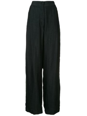 Karen Walker Decoy Trousers - Blue