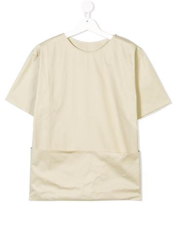 Little Creative Factory Kids Teen Short-sleeve T-shirt - Nude &