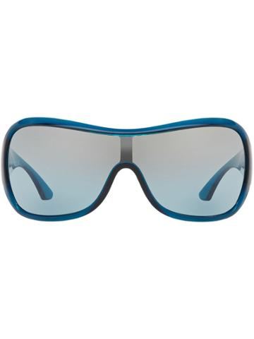 Sarah Jessica Parker X Sunglass Hut Round-frames Oversized Sunglasses