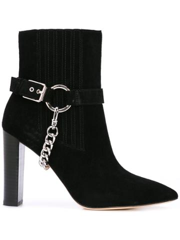 Paige London Ankle Boots - Black