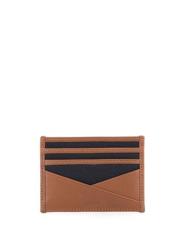 Mismo Cardholder Wallet - Brown