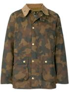 Barbour Camouflage Jacket - Brown