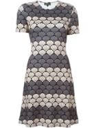 Markus Lupfer Printed Dress