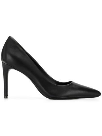 Calvin Klein Calvin Klein 205w39nyc E7803 Blk Suede - Black