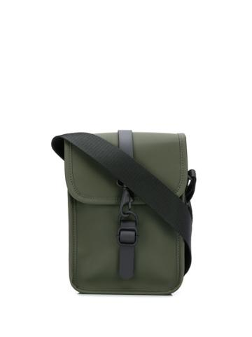 Rains Flight Messenger Crossbody Bag - Green