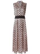 Emanuel Ungaro Pleated Dress