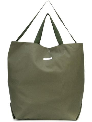 Engineered Garments Plain Messenger Bag - Green