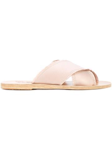 Ancient Greek Sandals Thais Sandals - Pink