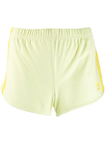 Adidas Short Track Shorts - Yellow