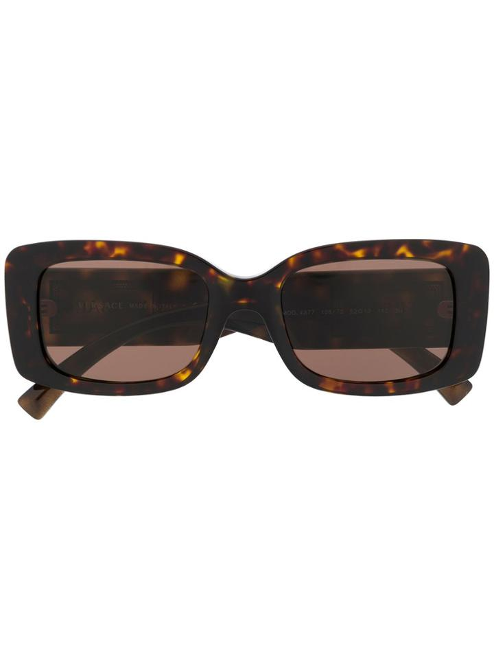 Versace Eyewear Versace Eyewear Ve4377 10873 - Brown