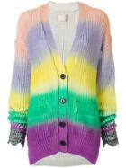 Zadig & Voltaire Colour Block Cardigan - Multicolour