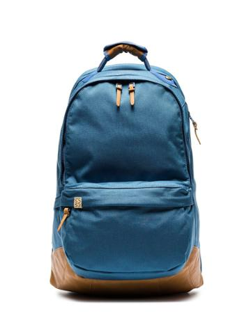 Visvim Cordura 22l Zip Up Backpack - Blue