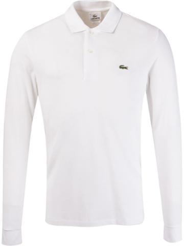 Lacoste Lacoste L131221 Blanc Cotton