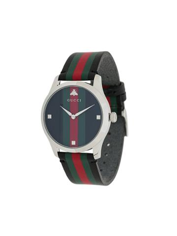 Gucci Gucci Trim Watch - Black