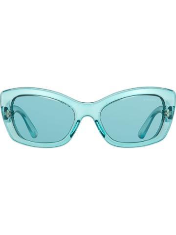 Prada Eyewear Prada Postcard Eyewear - Blue